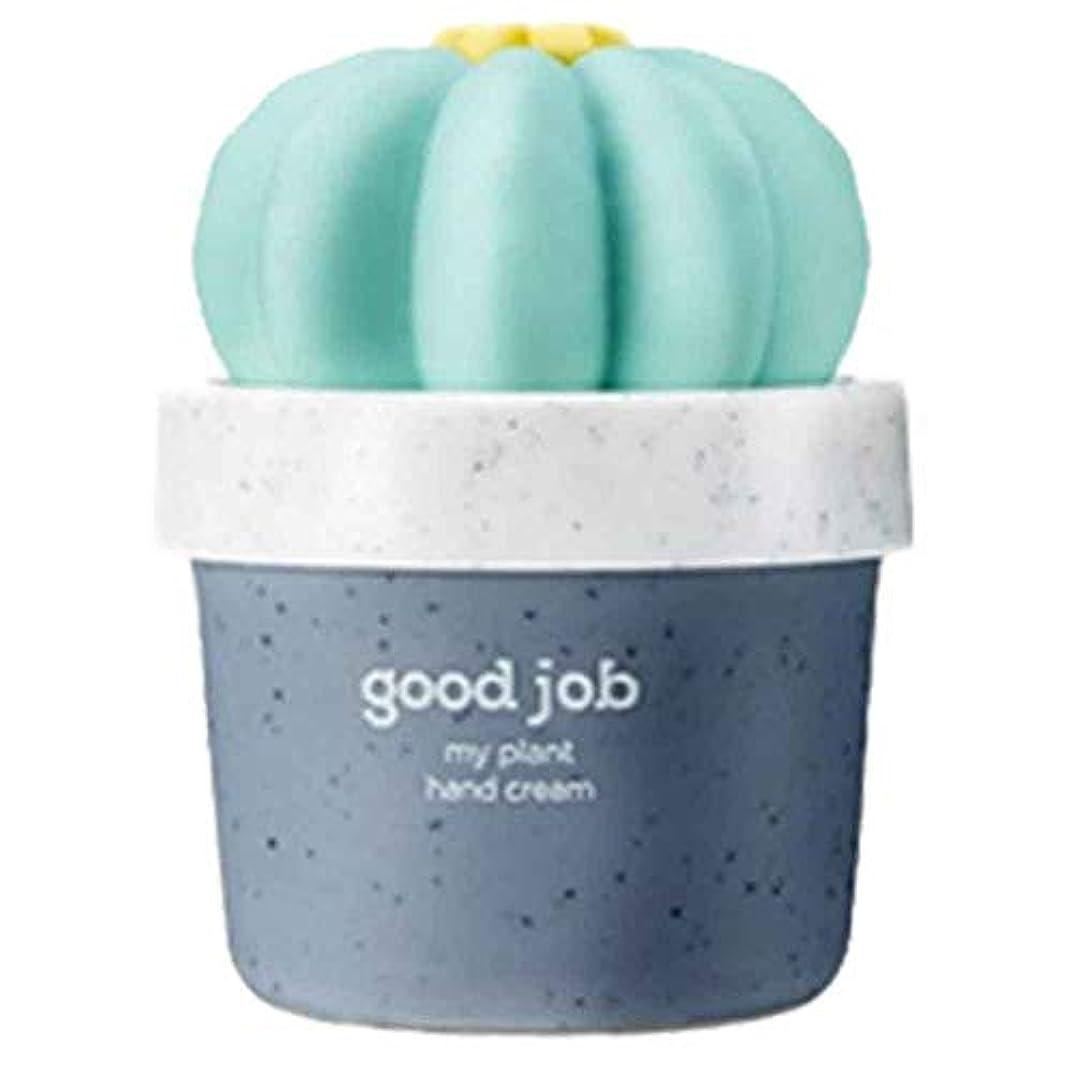 磁石バレーボールオートメーション[THE FACE SHOP] ザフェイスショップ ミニサボテン 鉢植えハンドクリーム #02 Good Job 30ml