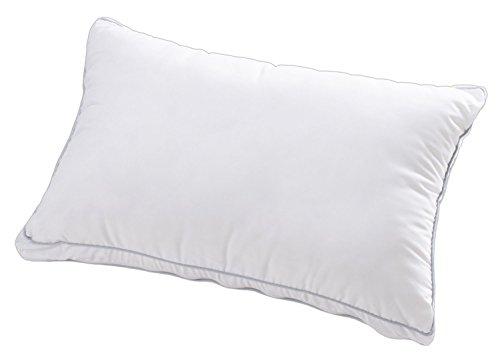 ホテル仕様 ふわふわマイクロファイバー 高さ調節できる枕 Lサイズ(50x70cm)