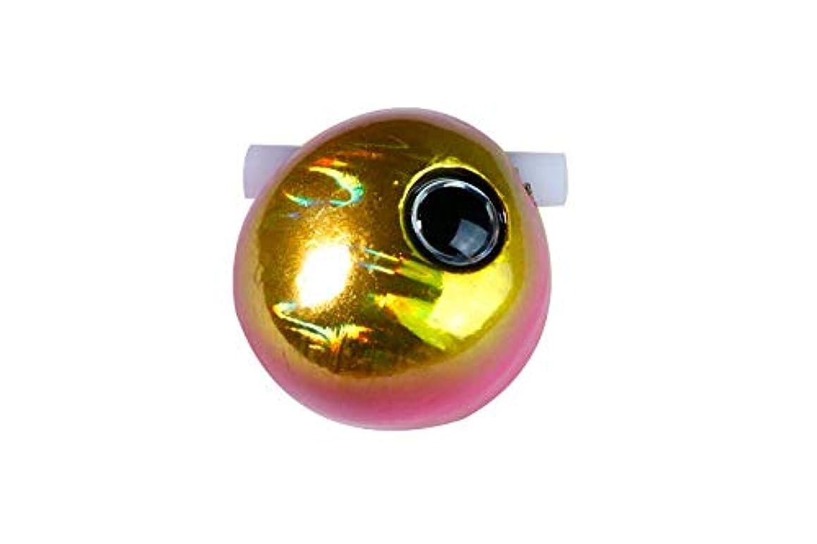 スペクトラム幻想的生理JACKALL(ジャッカル) TGビンビン玉スライドヘッド 45g F173 ピンクゴールド