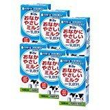 南日本酪農協同 デーリィおなかにやさしいミルク 1000ml×6本