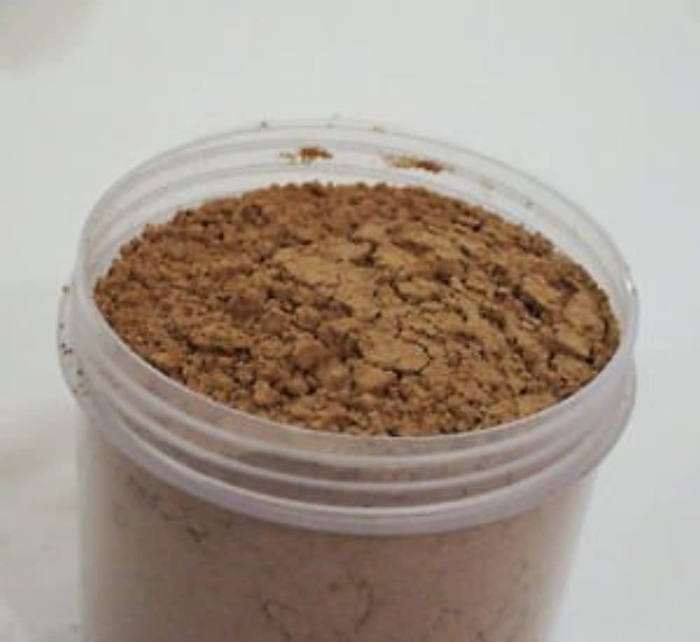 意見サイズ従順Sandalwood Chandan Powder, Pure and Natural (Approx 60 Grams)