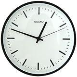 SEIKO STANDARD/セイコースタンダード アナログ掛け時計 電波修正機能付き KX309K(ブラック)