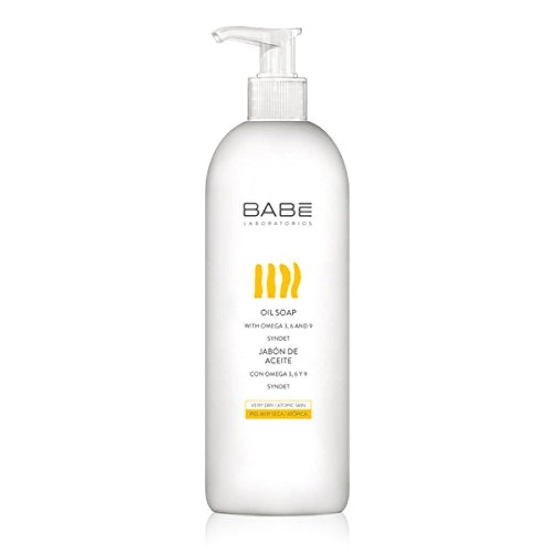ヤギケーキモジュールBabe Bath Oil 500ml [並行輸入品]
