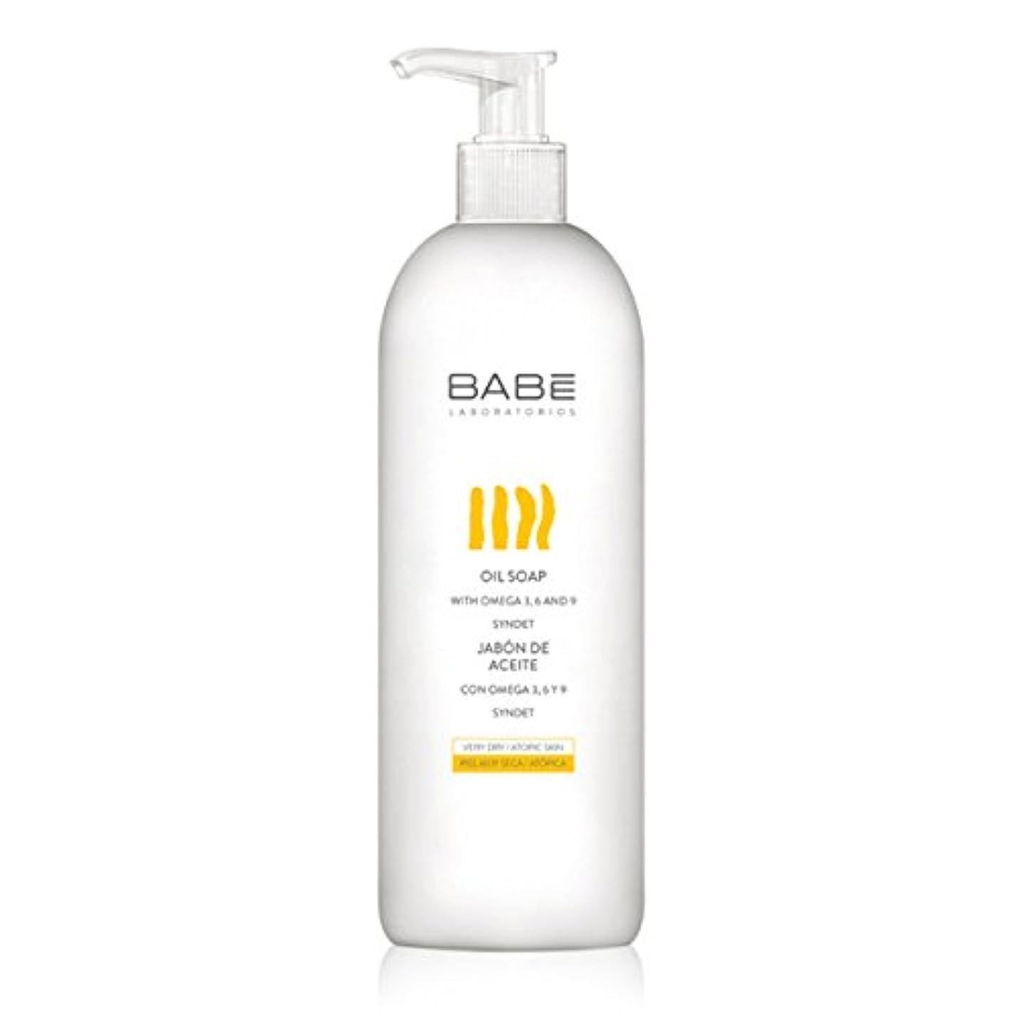 櫛液体ハプニングBabe Bath Oil 500ml [並行輸入品]