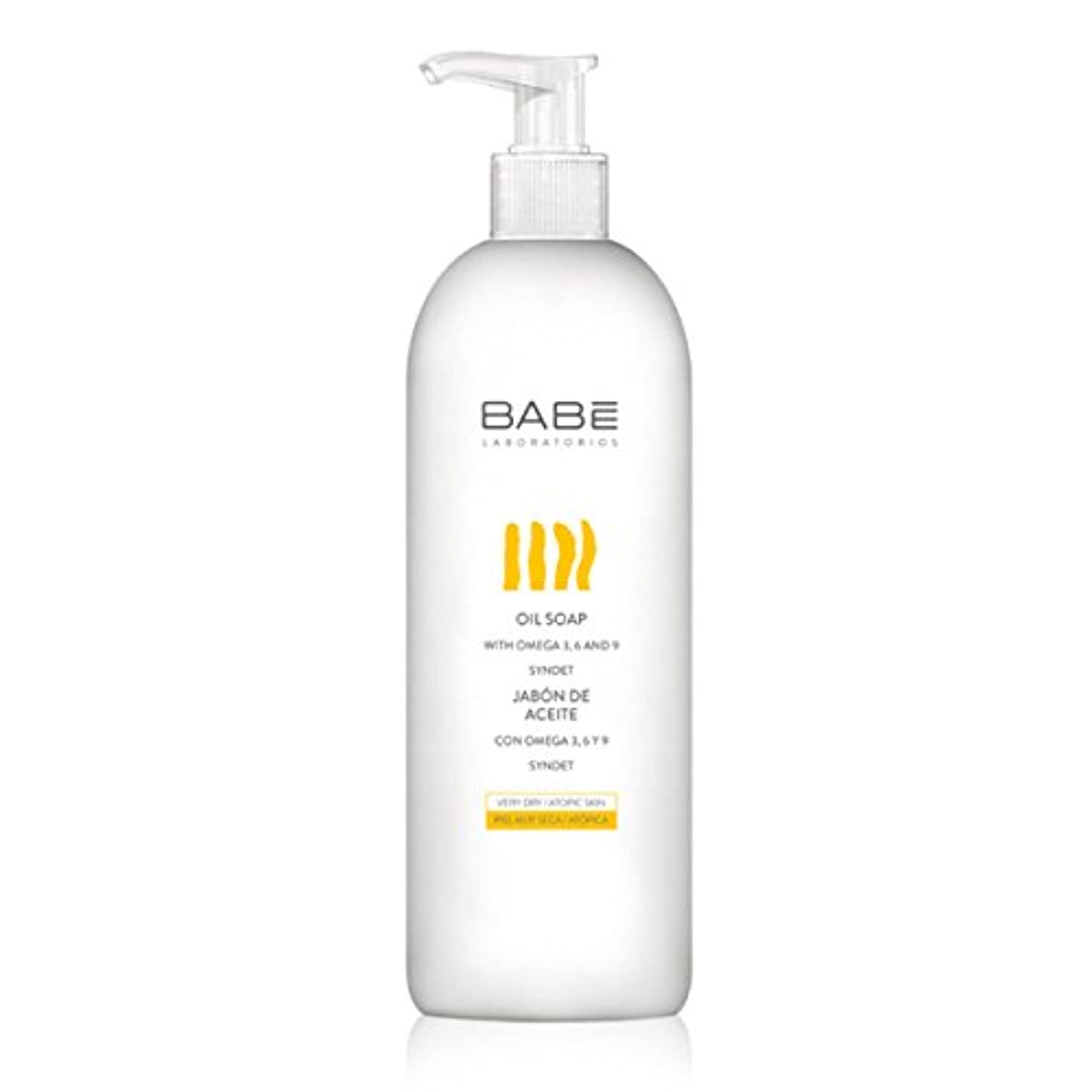 休眠キャプションフォアマンBabe Bath Oil 500ml [並行輸入品]