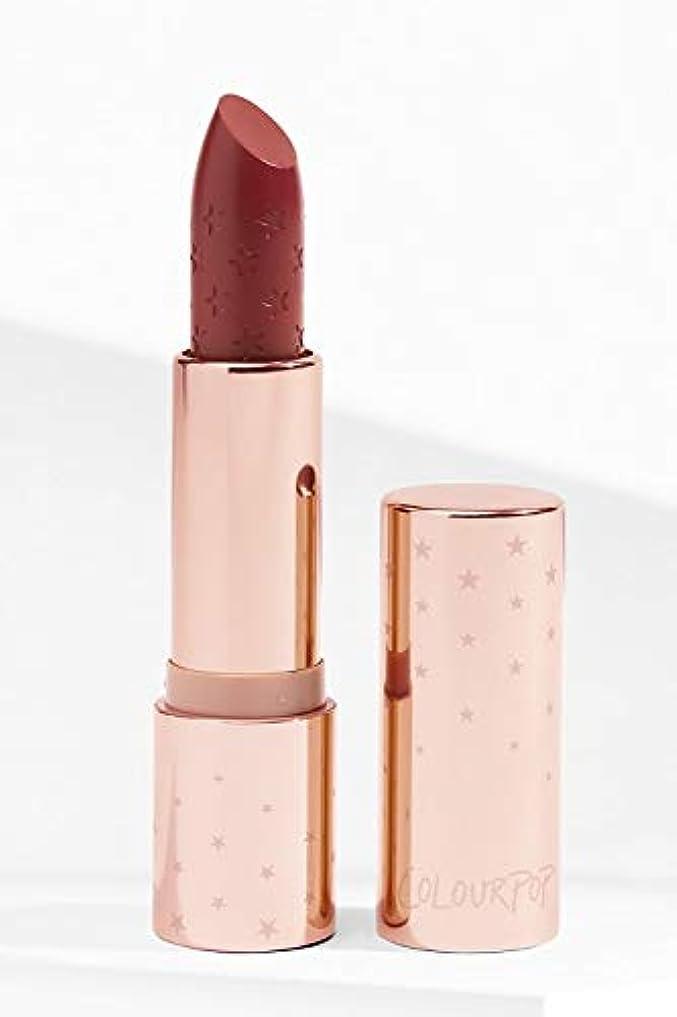 アラスカ悪化させる発音COLOURPOP LIQUID COURAGE Cr鑪e Lux Lipstick