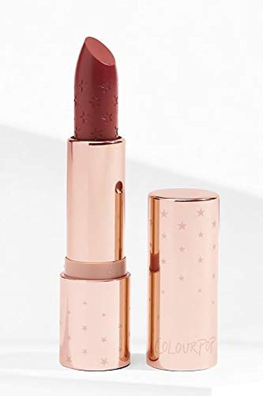 マークダウンミニチュア応答COLOURPOP LIQUID COURAGE Cr鑪e Lux Lipstick