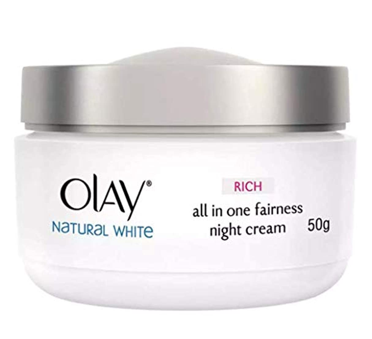 合唱団光苦痛OLAY WHITE RADIANCE NIGHT WHITENING CREAM【NIGHT CREAM】 50g [並行輸入品]