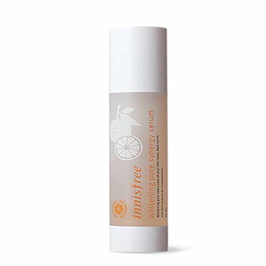 ウェイドストレッチ粒イニスフリーホワイトニングポアシナジーセラム50ml Innisfree Whitening Pore Synergy Serum 50ml[海外直送品][並行輸入品]