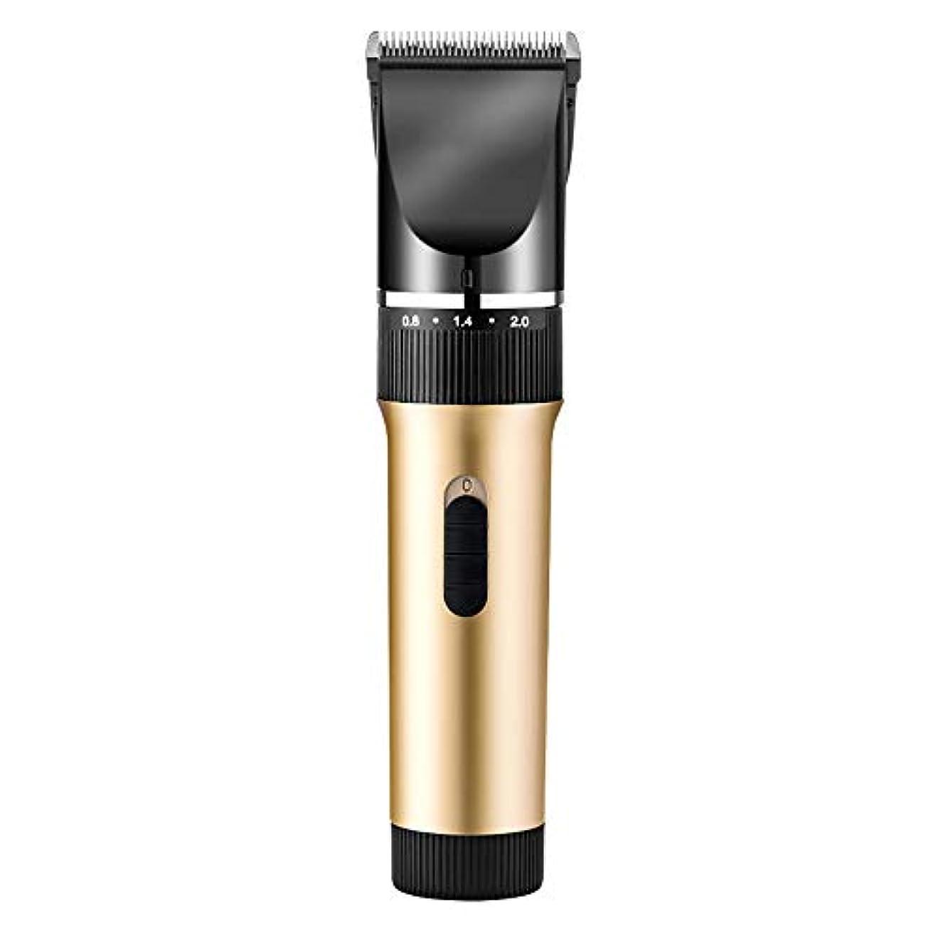 競争無数の会うCJXX 電動バリカン 家庭用 ヘアカッター シェーバー 理髪器 大人用と子供用のシェーバー ヘアカッターセット シェービング 低雑音