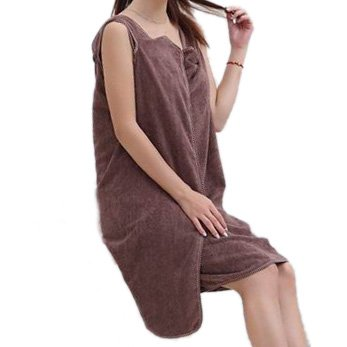 着るバスタオル Wearable bath towel バス...