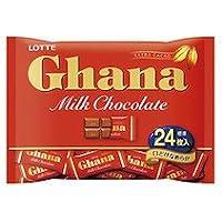 ガーナミルク 袋 96g