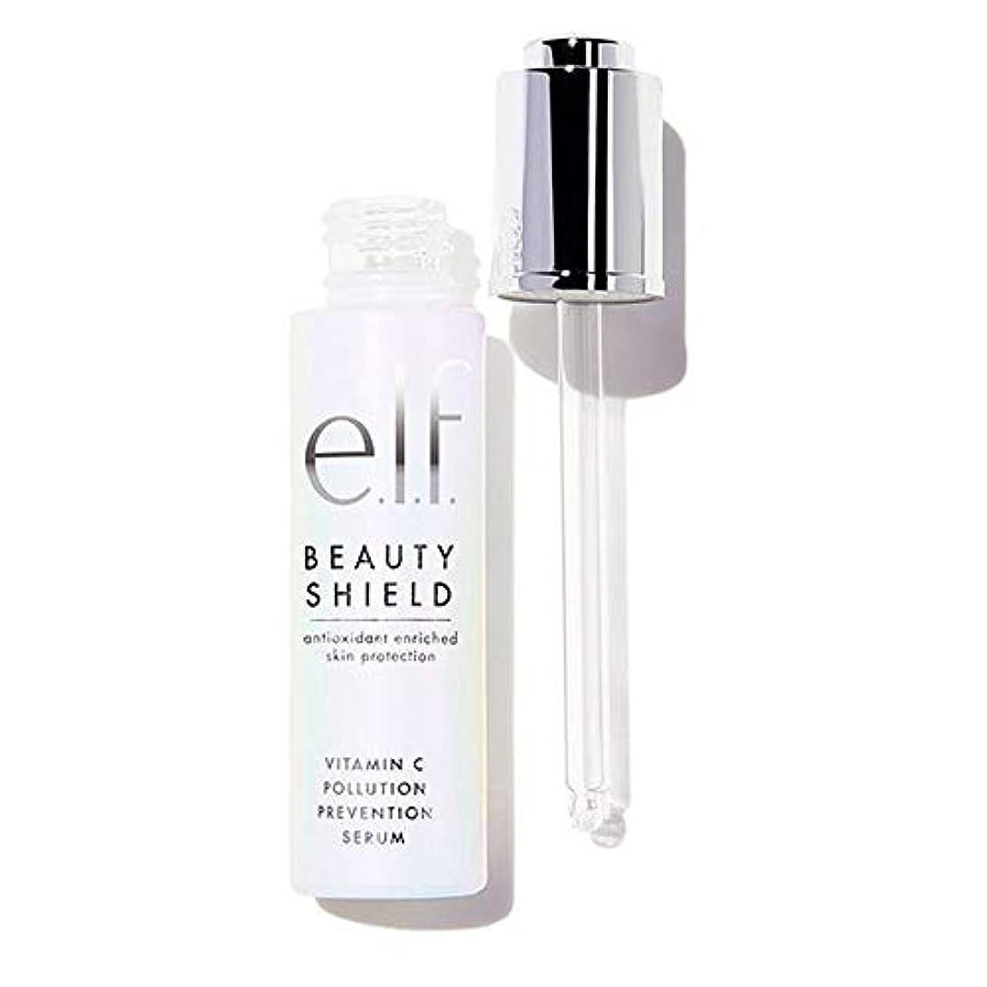 デッドモッキンバードウミウシ[Elf ] エルフ。美シールドビタミンC汚染防止血清 - e.l.f. Beauty Shield Vitamin C Pollution Prevention Serum [並行輸入品]