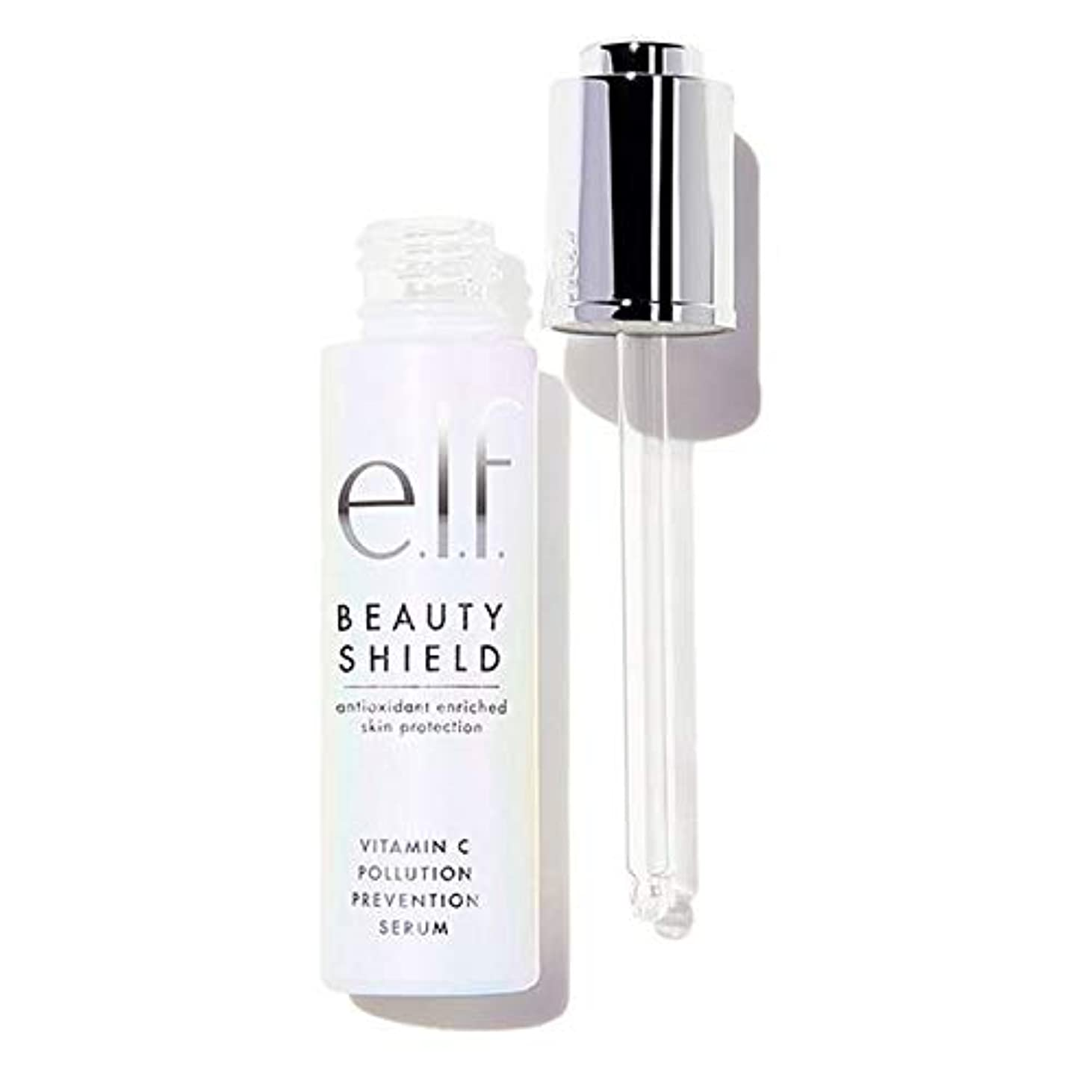 [Elf ] エルフ。美シールドビタミンC汚染防止血清 - e.l.f. Beauty Shield Vitamin C Pollution Prevention Serum [並行輸入品]