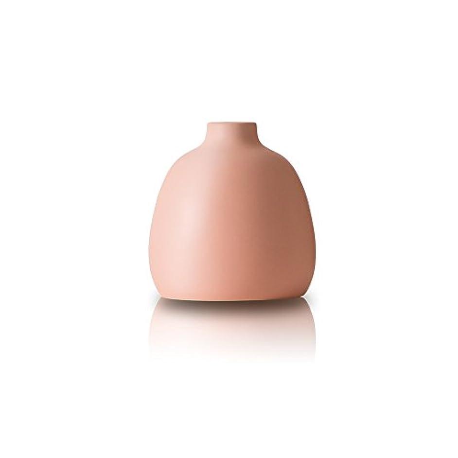 とげラップトップ潤滑するOnlili 陶器 アロマディフューザー ピンク
