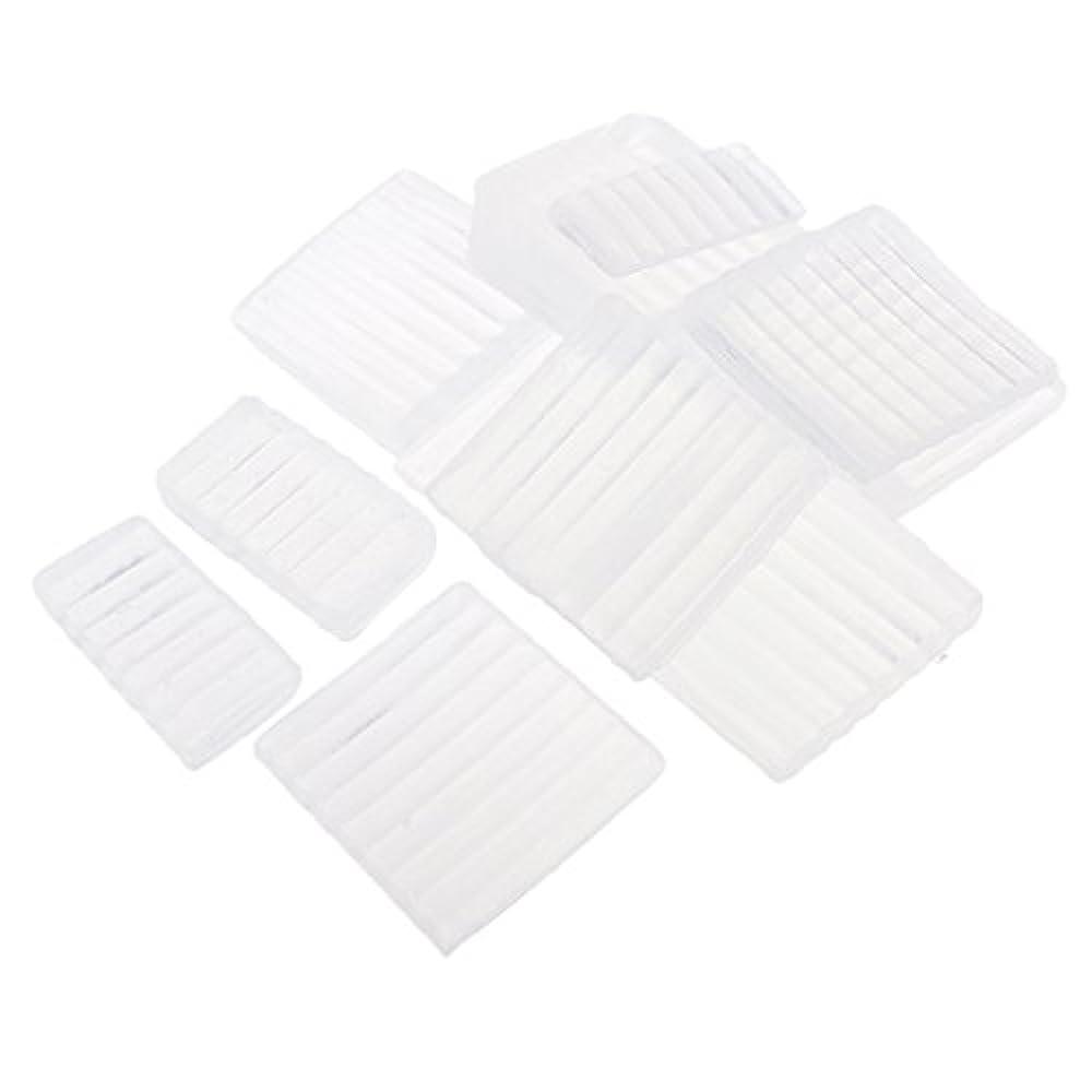 スピン厚くする民間人約500g ホワイト 透明 石鹸ベース DIY 手作り 石鹸 材料