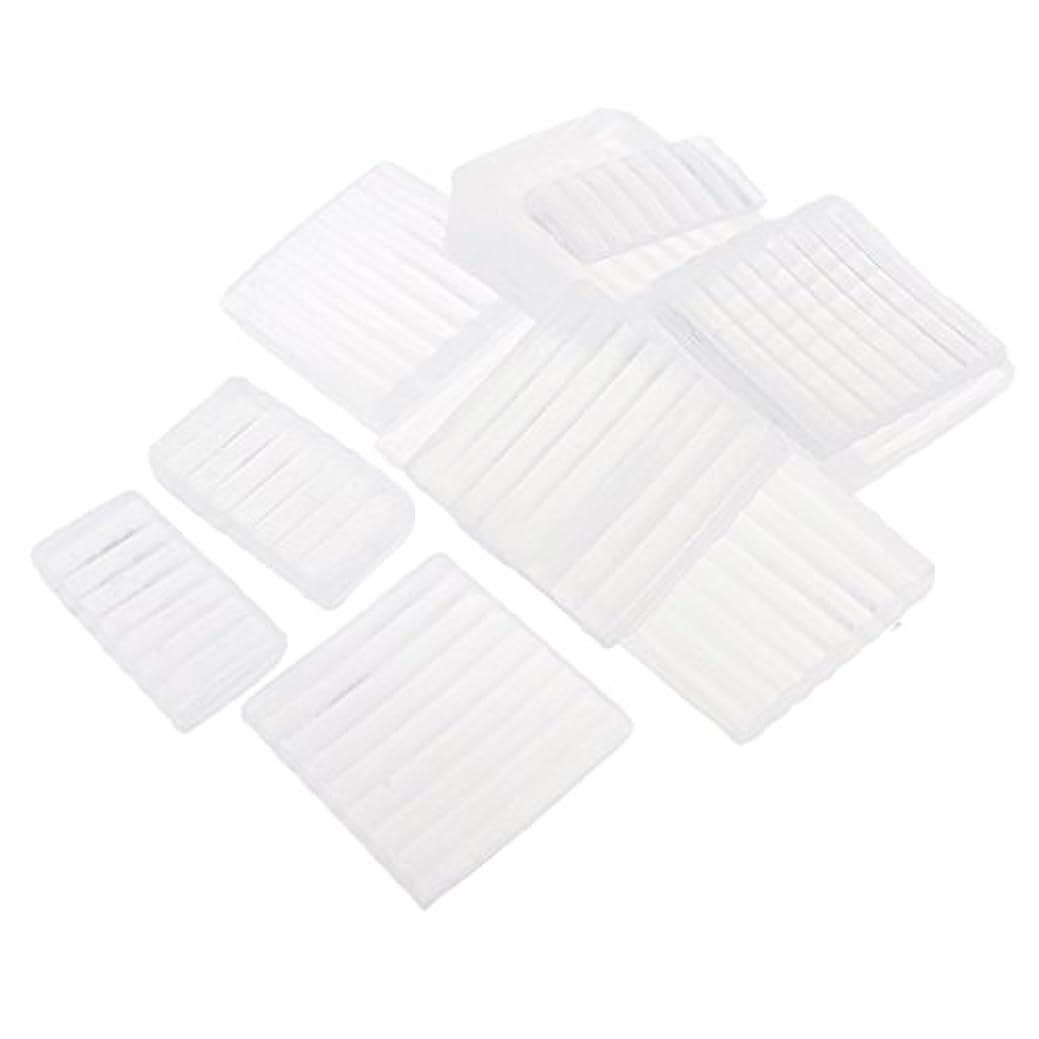 弱点きらめき教室Perfeclan 約500g ホワイト 透明 石鹸ベース DIY 手作り 石鹸 材料