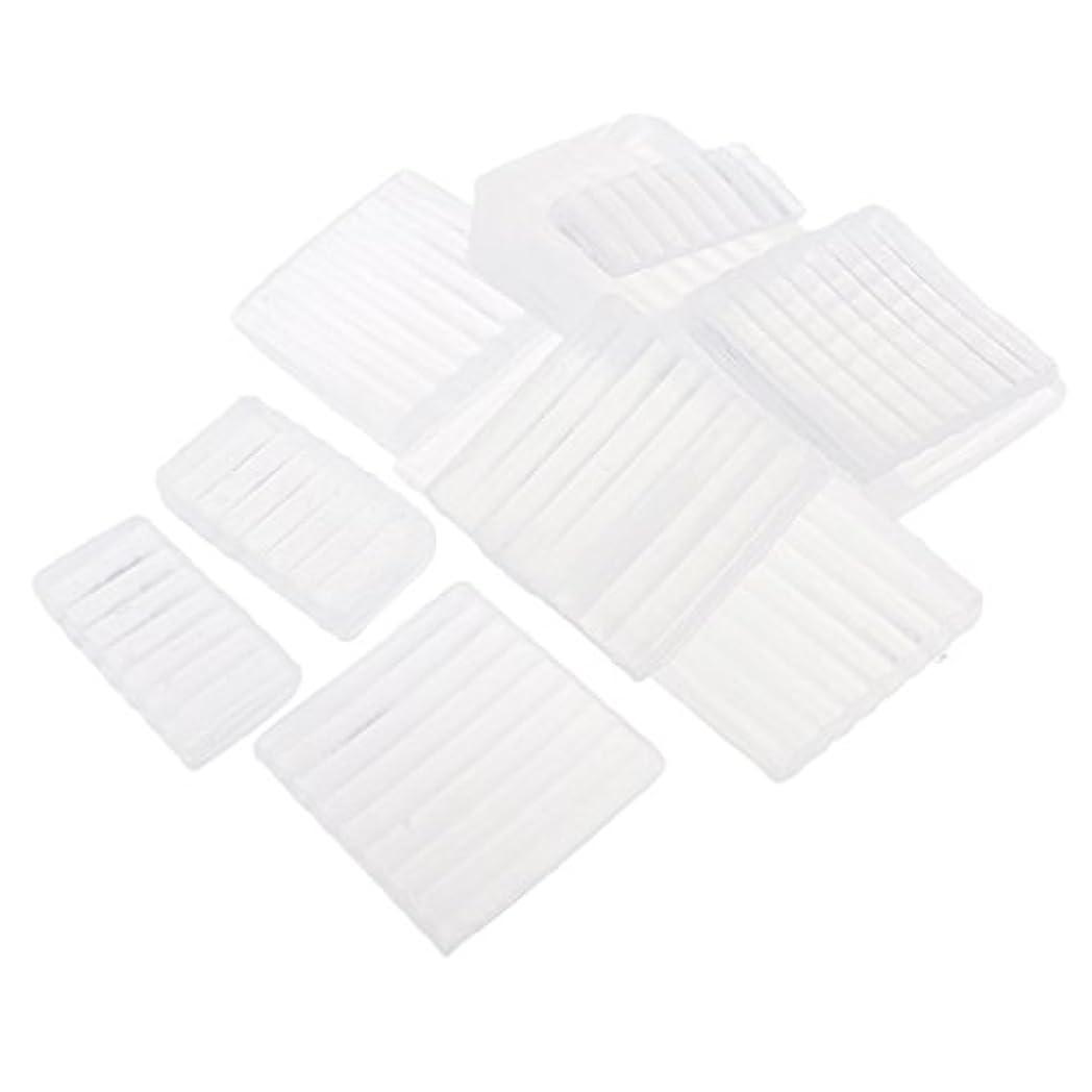段落表面的な可愛いPerfeclan 約500g ホワイト 透明 石鹸ベース DIY 手作り 石鹸 材料
