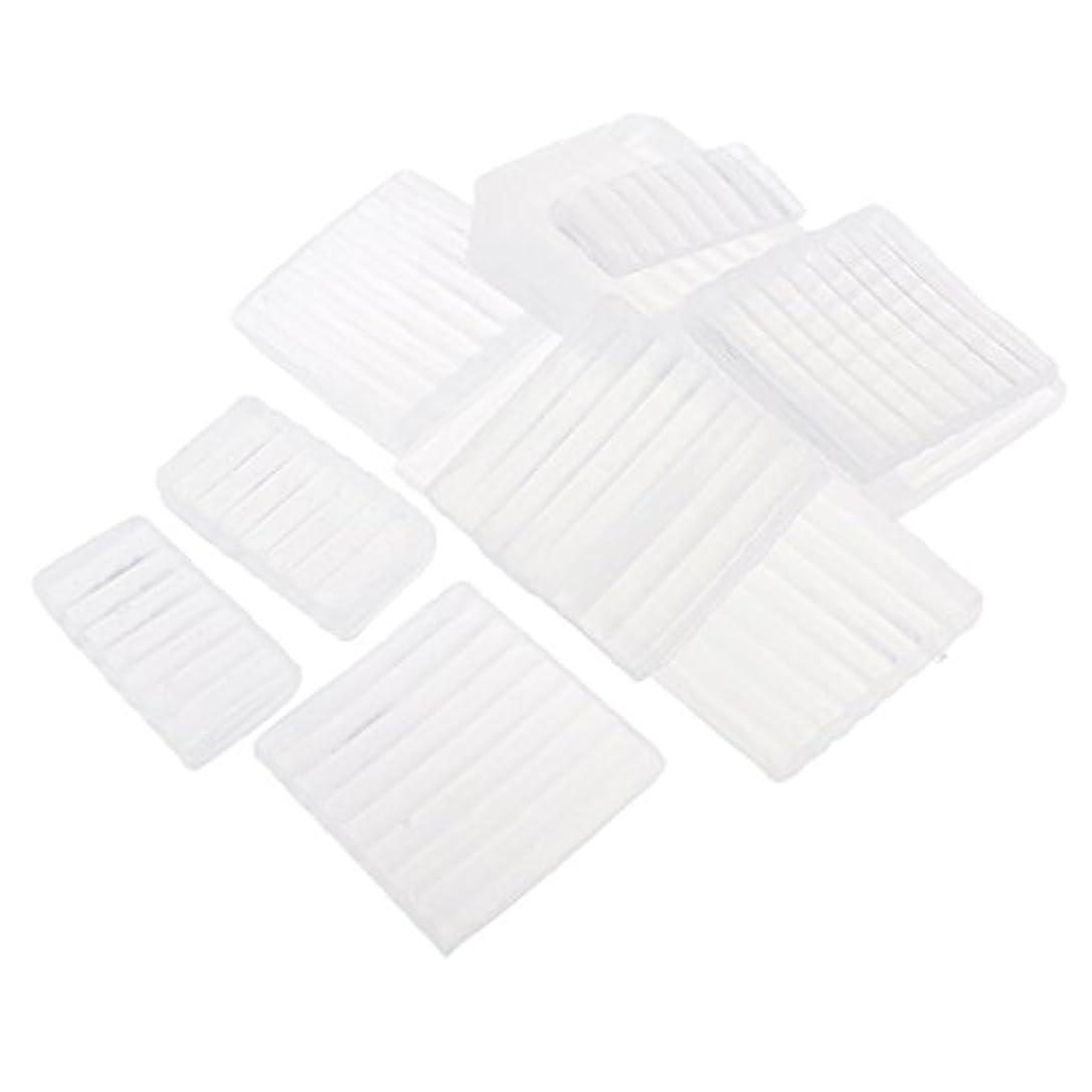 宮殿香ばしい構想するPerfeclan 約500g ホワイト 透明 石鹸ベース DIY 手作り 石鹸 材料