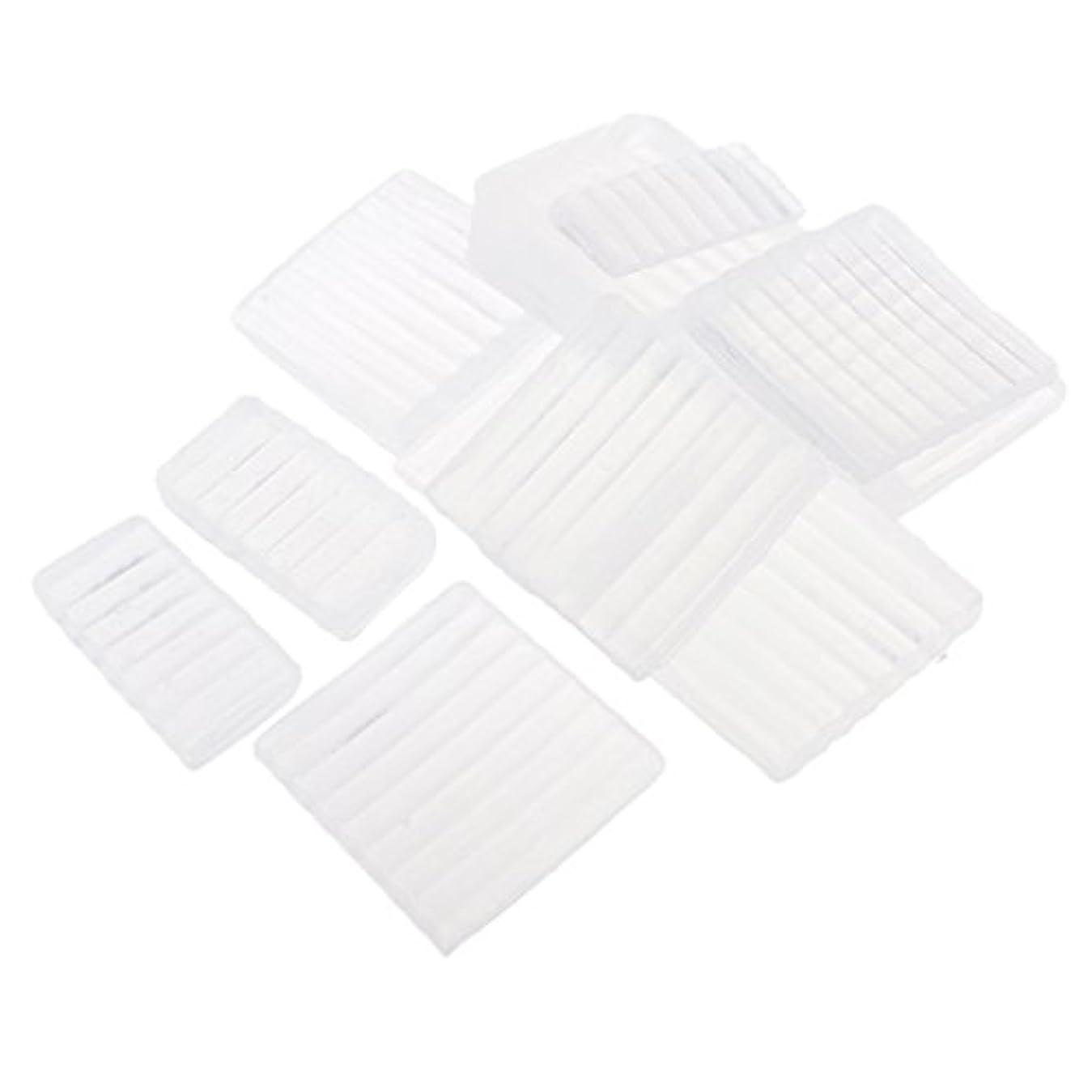 ブッシュドレスレインコートPerfeclan 約500g ホワイト 透明 石鹸ベース DIY 手作り 石鹸 材料