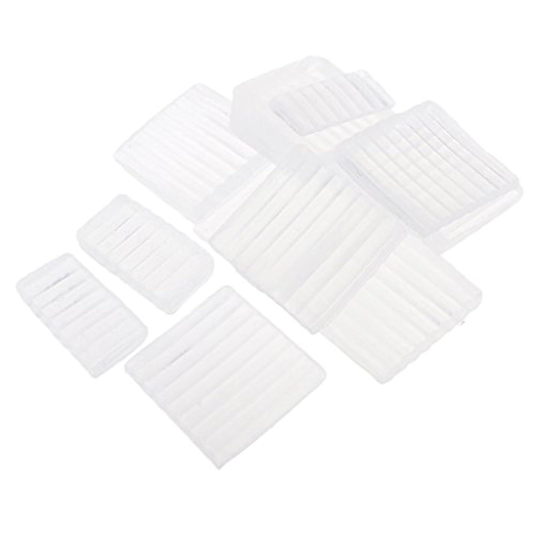 コットン誕生明確な約500g ホワイト 透明 石鹸ベース DIY 手作り 石鹸 材料