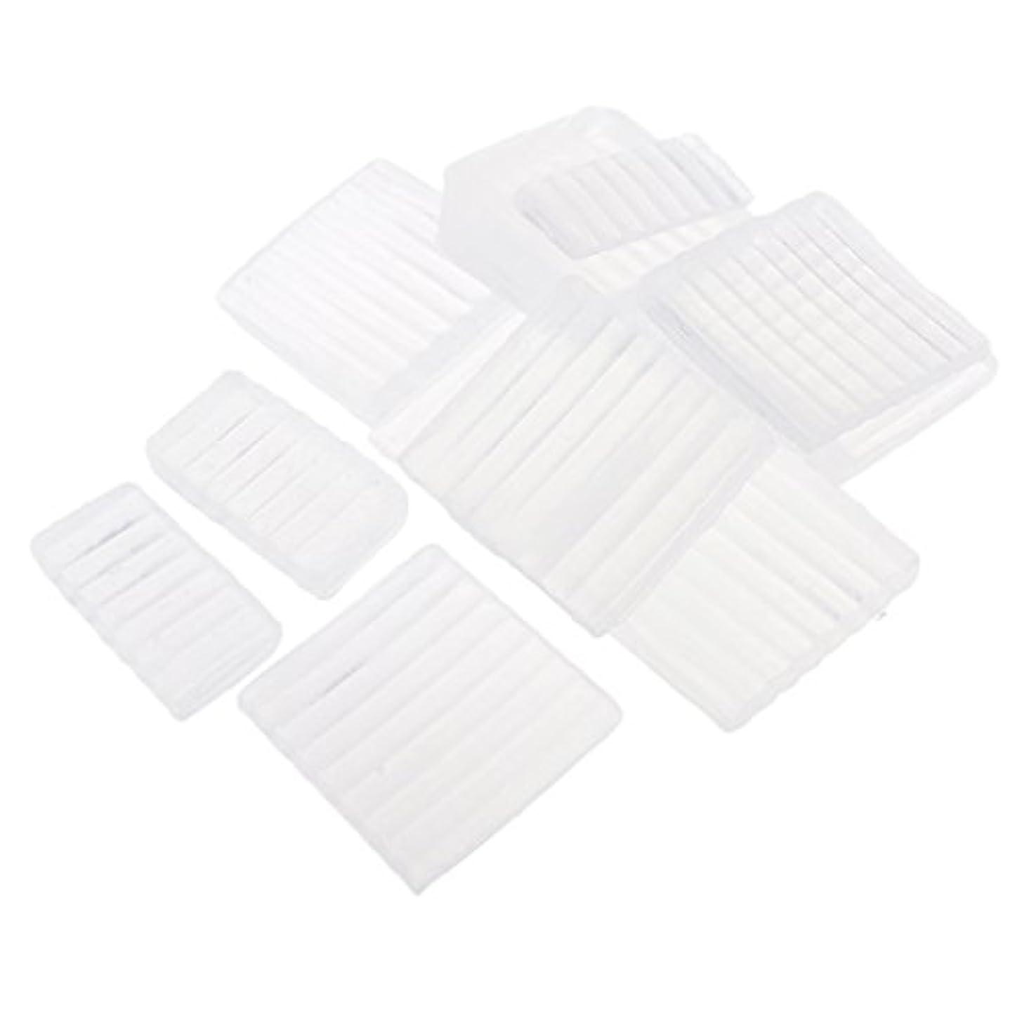 ペンダント高齢者中国約500g ホワイト 透明 石鹸ベース DIY 手作り 石鹸 材料
