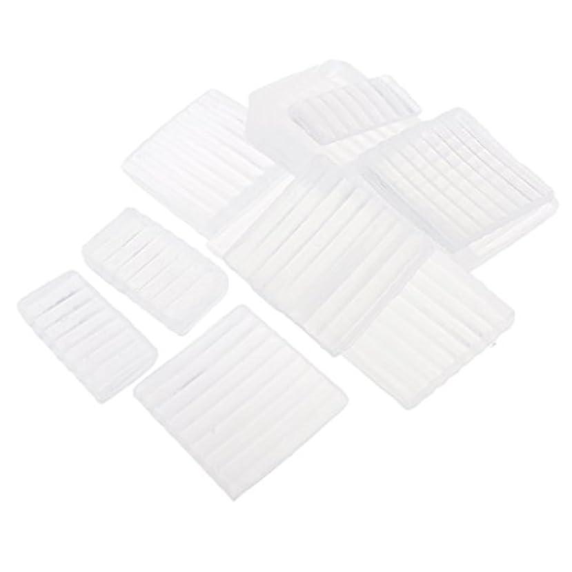 好戦的な細胞怖いPerfeclan 約500g ホワイト 透明 石鹸ベース DIY 手作り 石鹸 材料