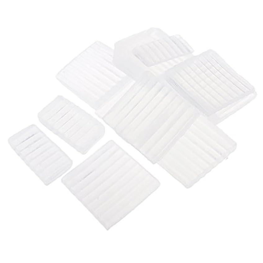 吹雪ロケーション振動する約500g ホワイト 透明 石鹸ベース DIY 手作り 石鹸 材料
