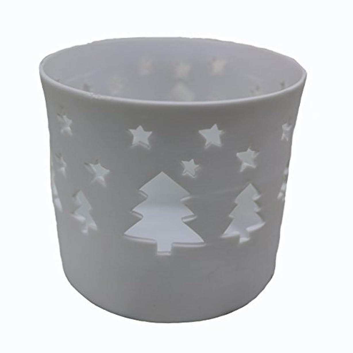 資格情報ドリンク洋服キャンドルカップ(ティーライト付き)ツリー