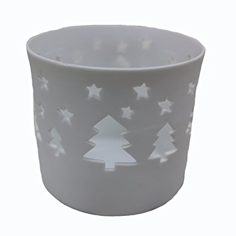 実行可能水分権限を与えるキャンドルカップ(ティーライト付き) ツリー
