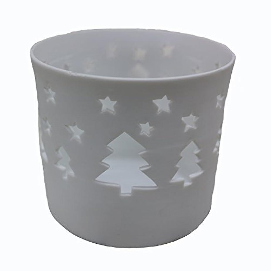 該当するコモランマパラナ川キャンドルカップ(ティーライト付き) ツリー