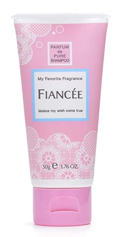 変更通り抜けるより良いフィアンセ ハンドクリーム ピュアシャンプーの香り 50g