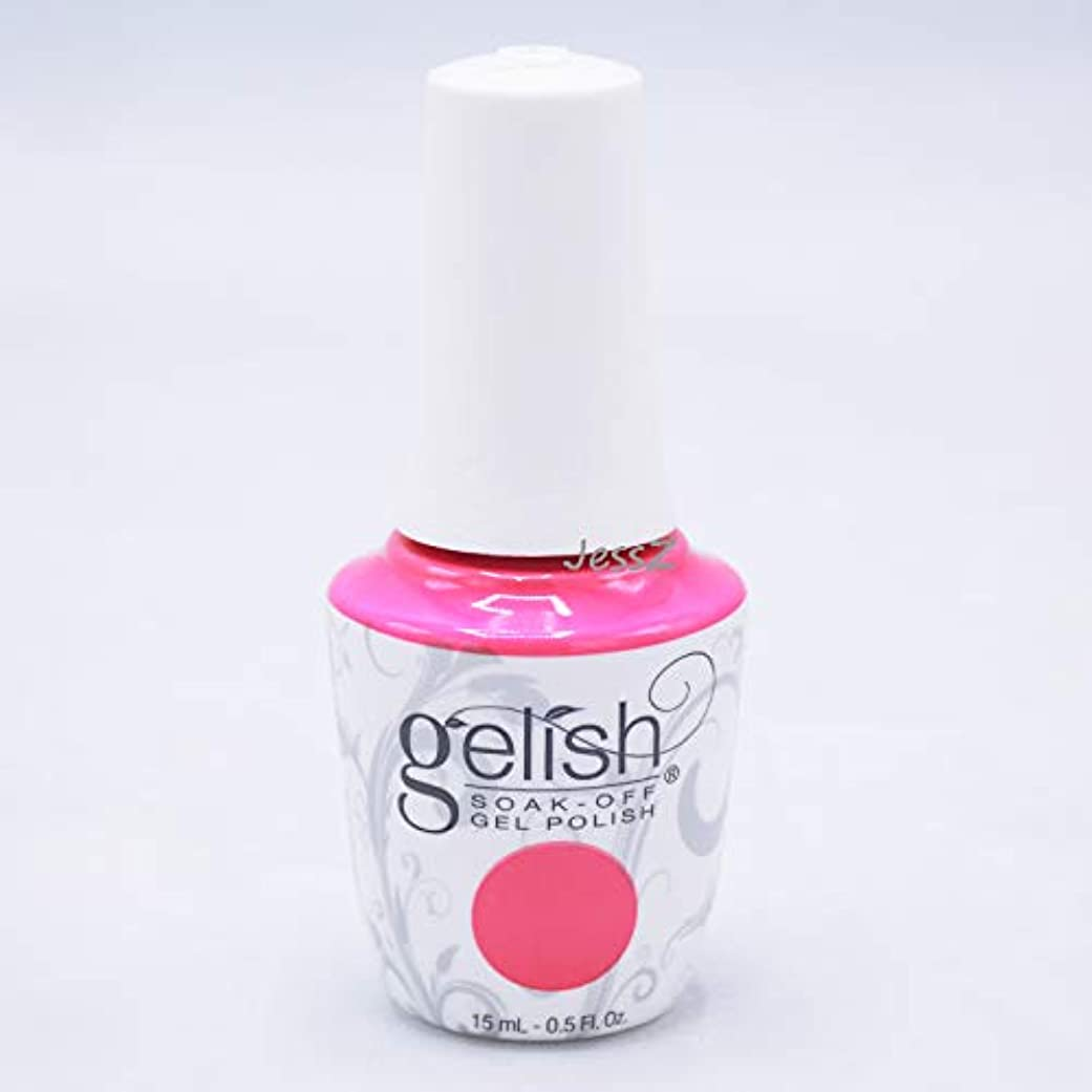 甥バランスのとれたブラザーHarmony Gelish - Rocketman Collection - Tickle My Keys - 15ml / 0.5oz