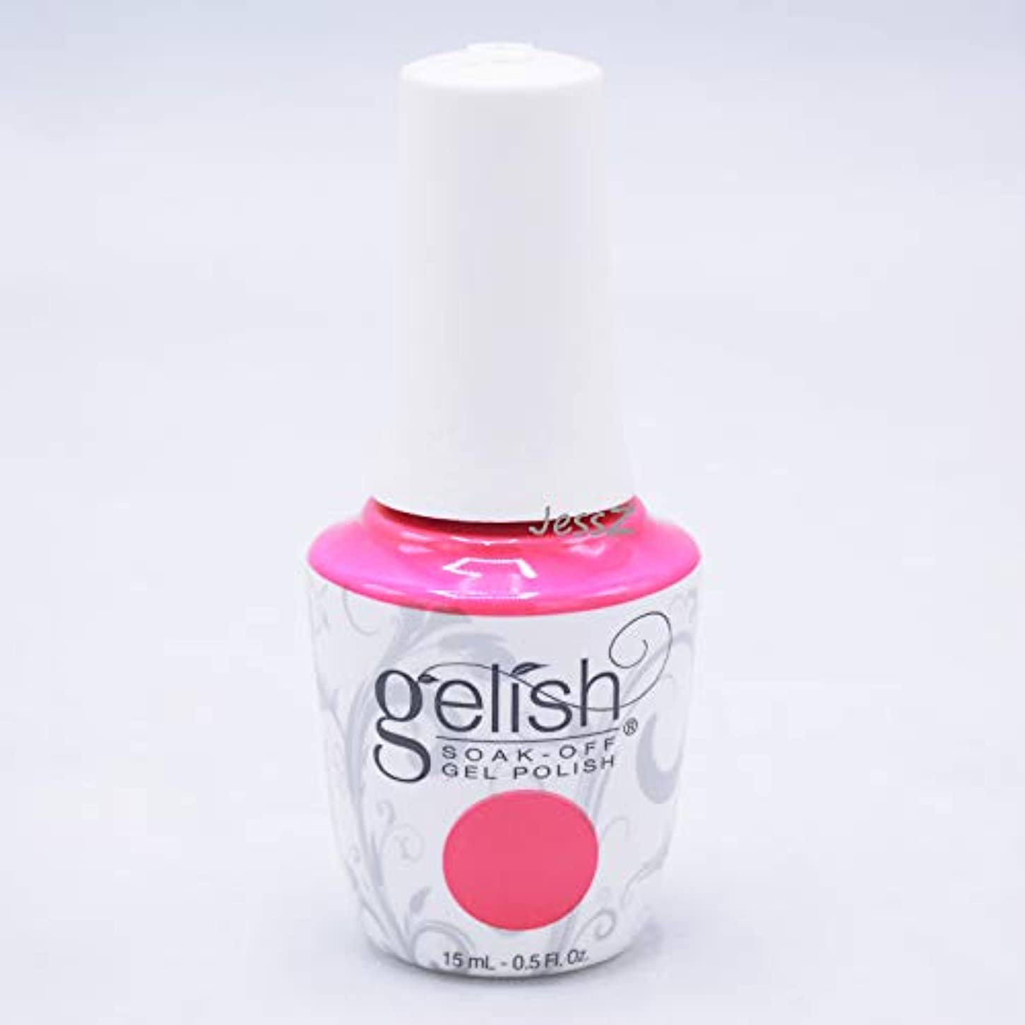 残り物暖炉コミットHarmony Gelish - Rocketman Collection - Tickle My Keys - 15ml / 0.5oz