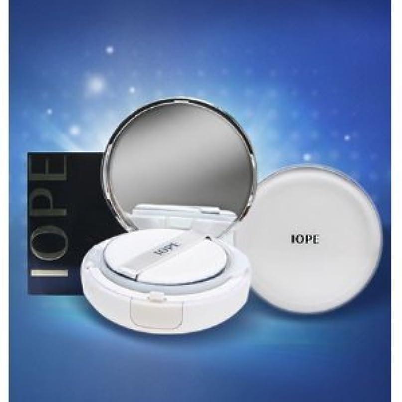 慰め満たす簡略化するIOPE エアークッションXPサンブロックSPF50+/PA+++<カバー23号>(詰め替え用付)[海外直送品] [並行輸入品]