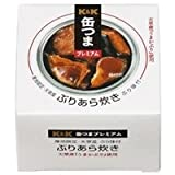 K&K 缶つまプレミアム 九州ぶりあら炊き 携帯缶 x6個 1セット