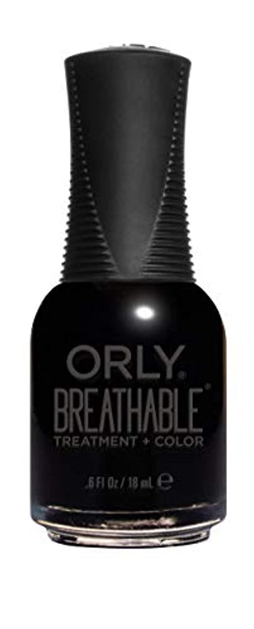 仮定、想定。推測彼らのもの説得ORLY Breathable Lacquer - Treatment+Color - Mind Over Matter - 18 mL / 0.6 oz