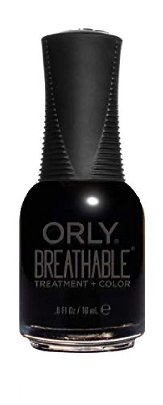 仮定、想定。推測彼らのもの説得ORLY Breathable Lacquer - Treatment+Color - Mind Over Matter - 18 mL / 0.6 oz
