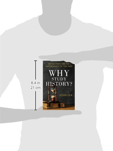 why study history The study of history answers the question of why we are where we are to comprehend current activities in the world, it's imperative to comprehend what occurred in the past that vantage will lead.