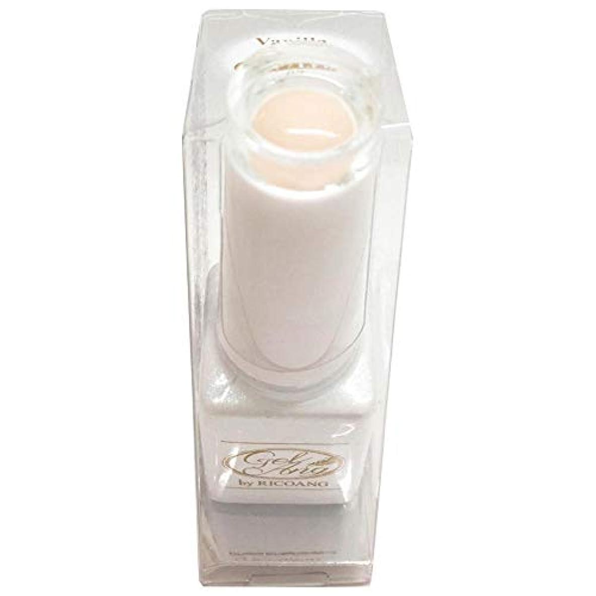 かび臭いゲインセイ熟すウイング?ビート カラージェル GelAng by RICOANG GA-07 バニラホワイト