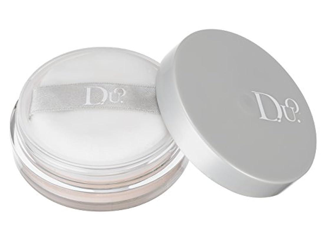 D.U.O. ザ ヌードパウダー 5g フェイスパウダー【新感覚美容パウダー】しわ?たるみをカバー 保湿ケア <なめらか輝き美肌>