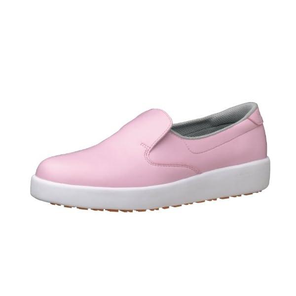 [ミドリ安全] 作業靴 耐滑 スリッポン H70...の商品画像