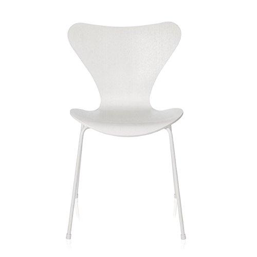RoomClip商品情報 - フリッツ・ハンセン社正規品 3107セブンチェア カラードアッシュ ホワイト(同色脚)(SH44日本サイズ)