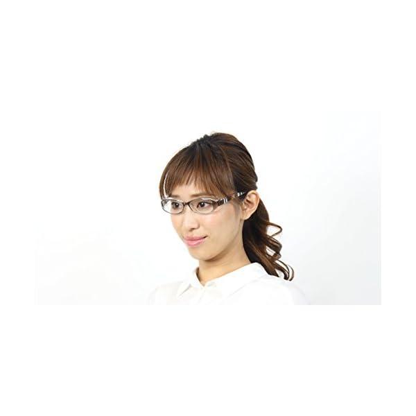 花粉対策眼鏡(めがね・メガネ) スカッシースマ...の紹介画像4