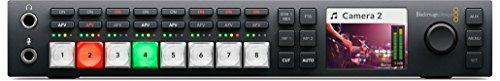 Blackmagic Design ライブプロダクションスイッチャー ATEM Television Studio HD フロントパネルコントロ...