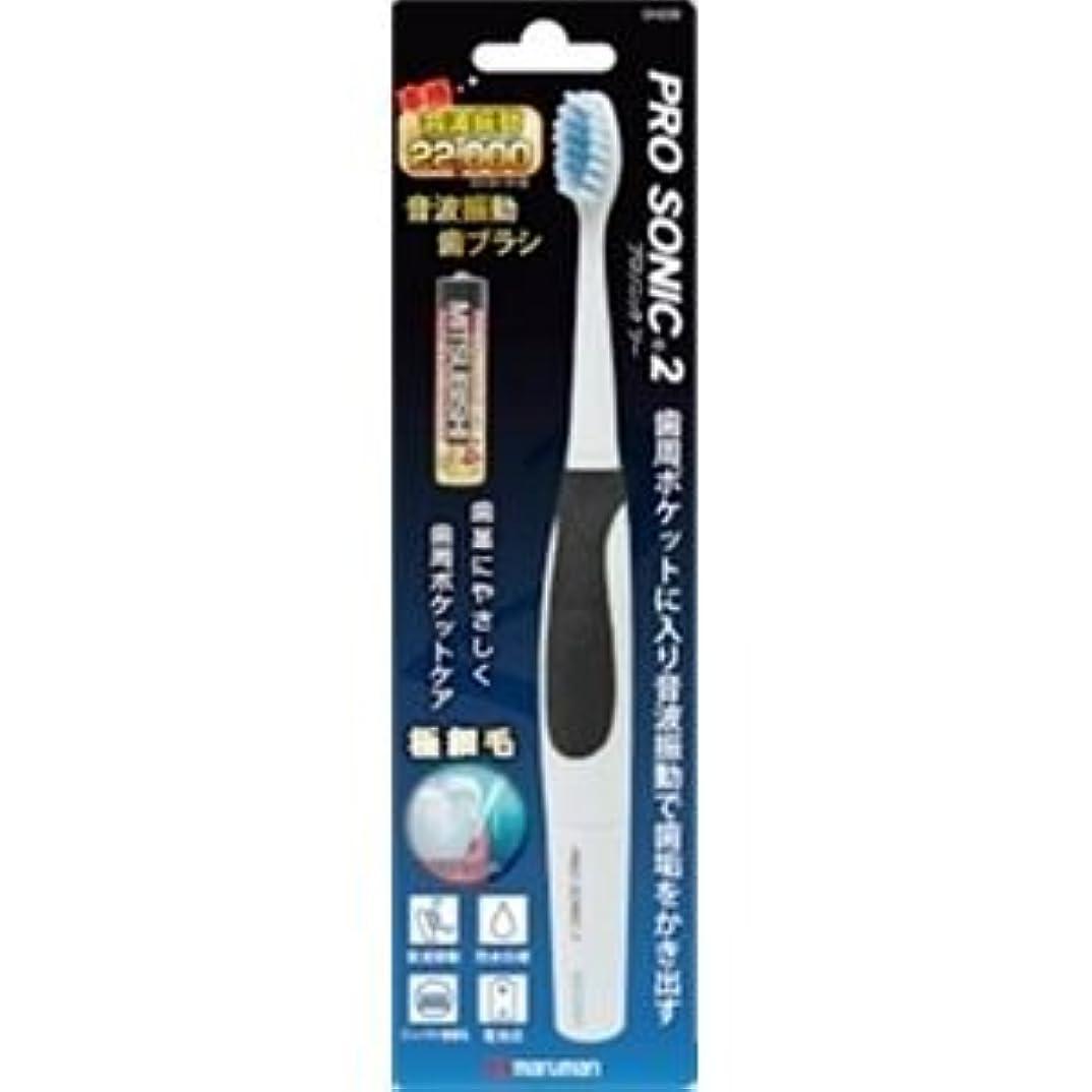 輝度牛肉手荷物(まとめ)マルマン NEWプロソニック2ブラック 【×3点セット】