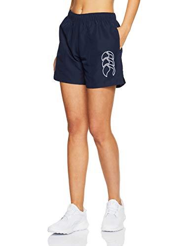 canterbury Women's Tactic Shorts Women's, Navy, 14
