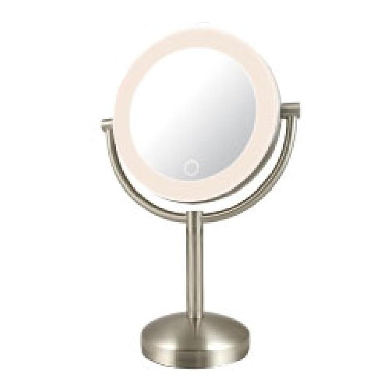 ニンニク優遇超越する真実の鏡Luxe 両面ビッグ型 EC012LXAC-5X
