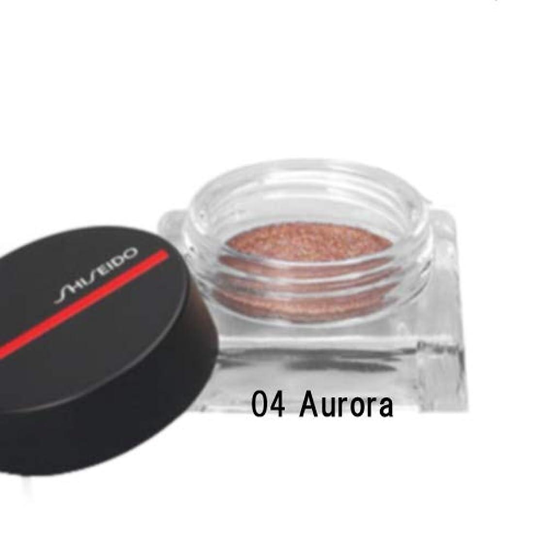 置き場連続的毎月SHISEIDO メーキャップ(シセイドウ メーキャップ) SHISEIDO(資生堂) オーラデュウ プリズム 4.8g #04 Aurora