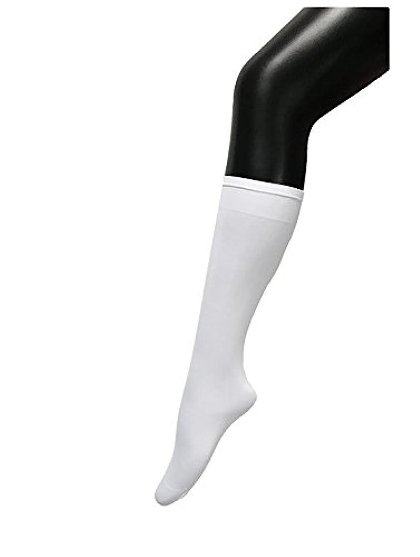プレゼンテーション学者おなじみのCOSCO ストッキング ソックス ニーソックス 膝下タイプ 着圧 美脚 40CM